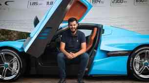 Rimac: 'Želimo postati glavni dobavitelj avtomobilskih komponent'