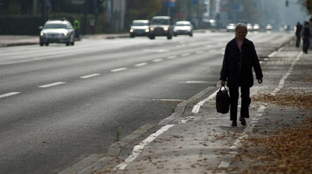 Senzorji prometa tudi v stanovanja v Ljubljani. Kakšen je njihov namen? (foto: Profimedia)