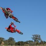 Gajser dobiva nov motocikel in novega sotekmovalca (foto: Honda)