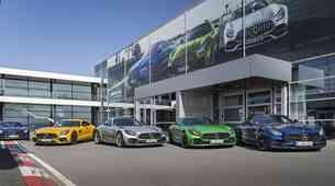 Takšna je prihodnost Mercedesove znamke AMG