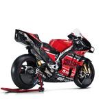Ducati prvi predstavil dirkača in motocikel (foto: Ducati)