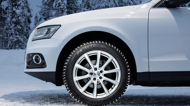 Imate prave pnevmatike za vašega križanca? (foto: Goodyear)