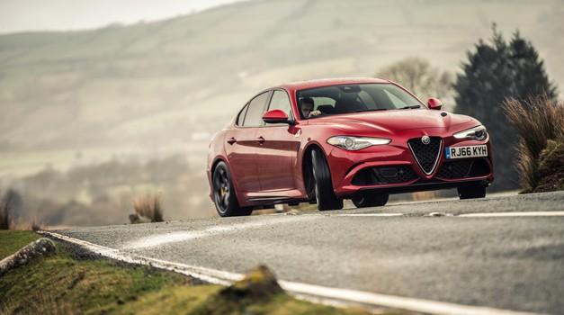 Alfa Romeo vendarle dobiva novega zastavonošo (foto: FCA)
