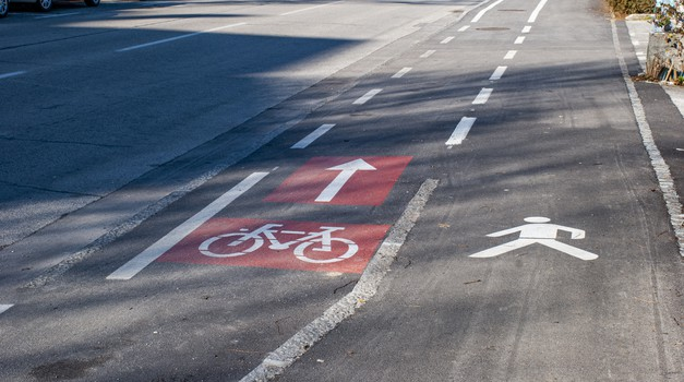 Slovenija za zgled pri izboljšanju prometne varnosti v EU (foto: Jure Šujica)