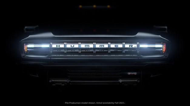 To je podoba novega, 1.000-'konjskega' Hummerja! (foto: General Motors)