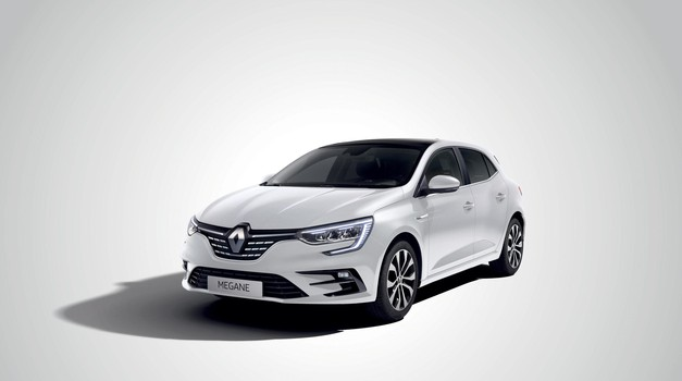 Renault Megane so posodobili (foto: Renault)