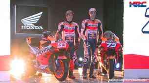 V Indoneziji Honda predstavila ekipo za sezono 2020, dirkača brata Marquez