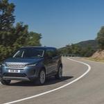 Discovery Sport je že tri leta najbolje prodajan Land Rover. (foto: Land Rover)