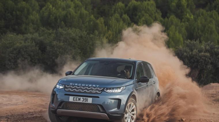 Jasna vizija (foto: Land Rover)
