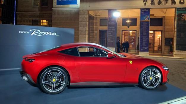 Ferrari dosegel pomemben mejnik (foto: Ferrari)