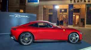 Ferrari dosegel pomemben mejnik