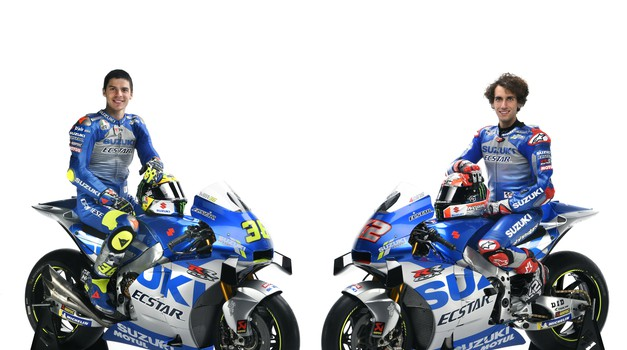 Suzuki v sezoni 2020 z visokimi pričakovanji (foto: Suzuki)