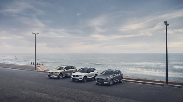 Uradno: Volvo in Geely kmalu kot ena znamka (foto: Volvo)