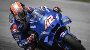 Quartararo najhitrejši na testih, Marquez v ozadju; Sepang že napoved sezone?