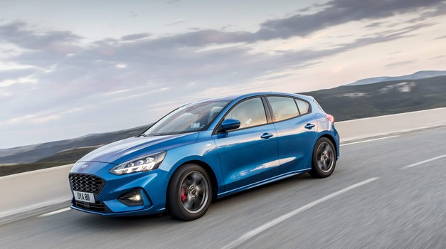 Focus RS po poti Octavie RS? (foto: Ford)