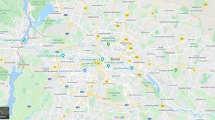 Kako ustvariti virtualni prometni zamašek na Google Maps? Nemcu je uspelo