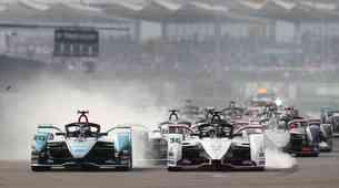 Formula E: Mitch Evans brez težav do prve letošnje zmage
