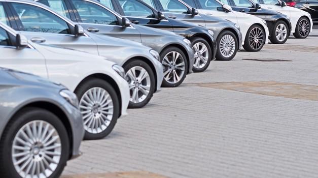 Prodaja novih avtomobilov v januarju močno upadla (foto: Profimedia)