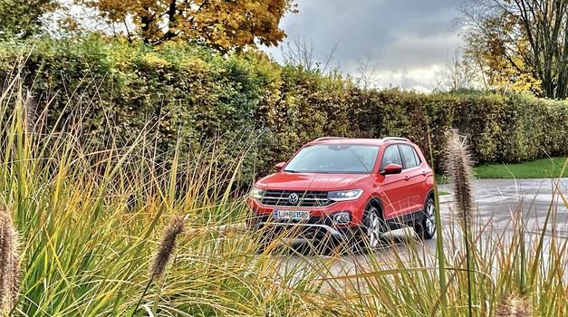 Volkswagen T-Cross Style 1.0 TSI - Mali T (foto: Sebastjan Plevnjak)
