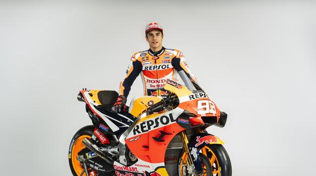 MotoGP: Honda in Marc Marquez podaljšala sodelovanje (foto: HRC)