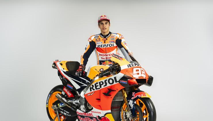 MotoGP: Honda in Marc Marquez podaljšala sodelovanje