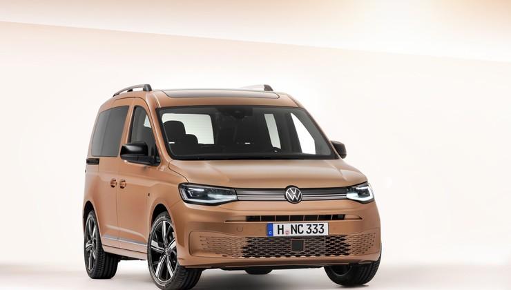 Po 17 letih prihaja nov Volkswagen Caddy. Tu so najpomembnejše novosti