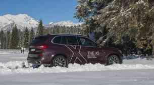 BMW v Slovenijo pripeljal tri pomembne novosti