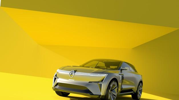 Renault povzdignil pojem prilagodljivosti na nov nivo- Renault Morphoz sta dva avta v enem (foto: Renault)