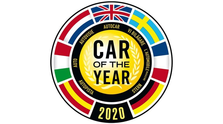 Pridružite se nam pri spremljanju prenosa izbora za evropski avto leta 2020 (foto: Car of the Year)