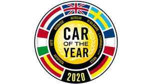 Pridružite se nam pri spremljanju prenosa izbora za evropski avto leta 2020