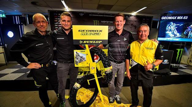 MXGP in Dunlop podaljšala sodelovanje (foto: MXGP)