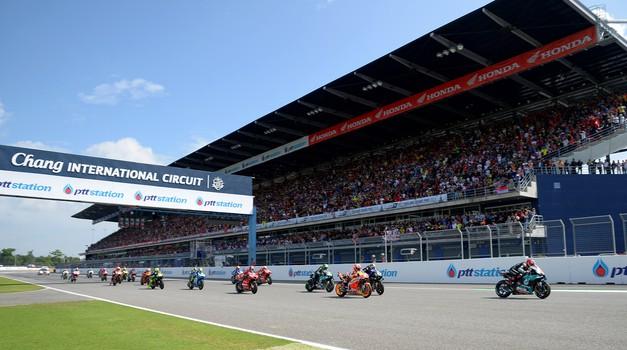 MotoGP: Prvi dirki razreda MotoGP odpovedani! (foto: Michelin)