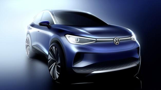 Prve podrobnosti o Volkswagnovem ID.4 (foto: Volkswagen)