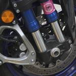 Vzporedni test: Can-Am Ryker, Yamaha Niken, Quadro Qooder - Motor, skuter in vesoljec (foto: Peter Kavčič)