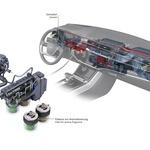 Naloga ionizatorja je v prvi fazi predvsem odstranjevanje neprijetnih vonjav iz zraka (foto: Audi)
