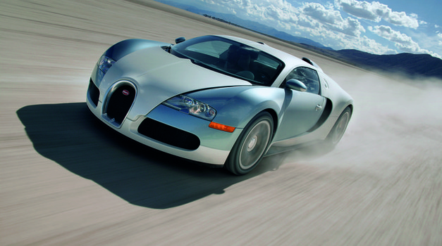 Video: Bugatti Veyron je odporen proti lisicam (foto: Bugatti)