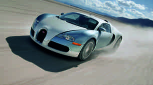 Video: Bugatti Veyron je odporen proti lisicam