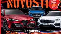 Izšel je novi Avto magazin: testi za Peugeot 2008, VW Passat GTE, Mitsubishi L200 ...