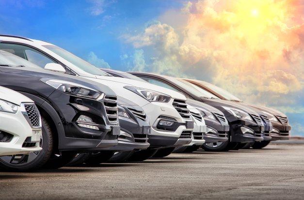 V Sloveniji v enem tednu ukradejo kar 10 vozil (foto: Shutterstock)