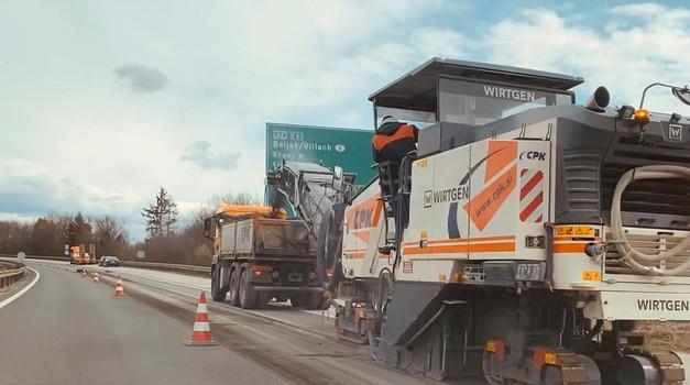 Bo COVID-19 pomagal pospešiti gradbena dela na avtocestah? (foto: Eva Krajnik)