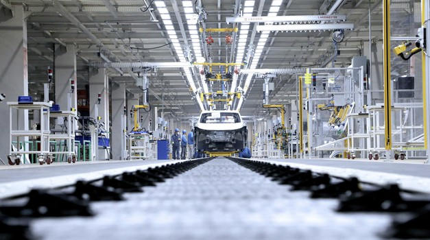 Prekinitev proizvodnje še za Volkswagen! (foto: Volkswagen)