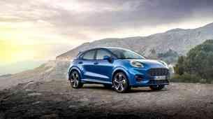 Novo v Sloveniji: Ford Puma