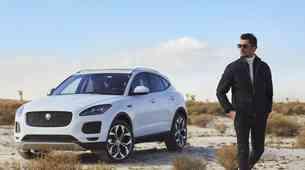 Jaguar E-PACE - jekleni konjiček za prave moške s stilom