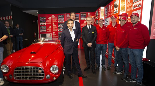 Ferrari in Fiat aktivno v boj proti koronavirusu (foto: Ferrari)