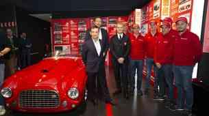 Ferrari in Fiat aktivno v boj proti koronavirusu