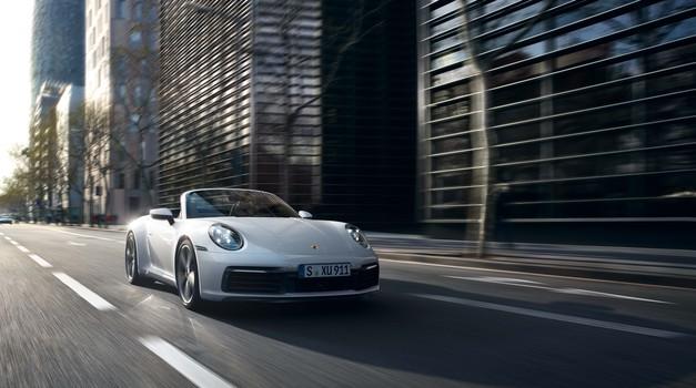 Elektrika kmalu tudi za Porsche 911 (foto: Porsche)