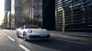 Elektrika kmalu tudi za Porsche 911