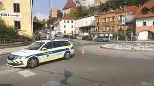 V času epidemije in karantene slovenske ceste občutno bolj varne