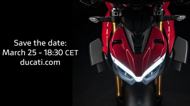 Spremljaj z nami: Svetovna premiera Ducati Streetfighter V4 (foto: Ducati)