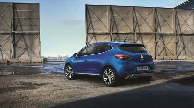 Renault Clio je postal številka ena v Evropi! (foto: Renault)